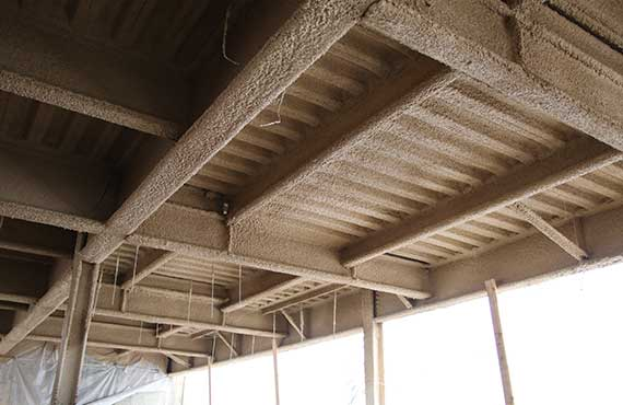 Helena Insulation Fireproofing
